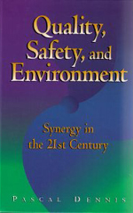 Quality, Safety and the Environment